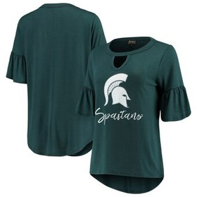 Michigan State Spartans Women's Ruffle And Ready K