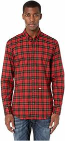 DSQUARED2 Check Relaxed Dan Shirt