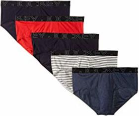 Jockey Active Blend Brief 5-Pack