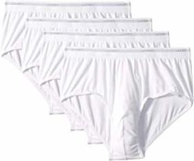 Jockey Breathable Mesh Cotton Classic Brief 4-Pack