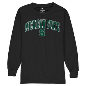 Michigan State Spartans Fanatics Branded Youth Cam