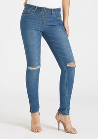 Tall Maxwell High Waist Jeans