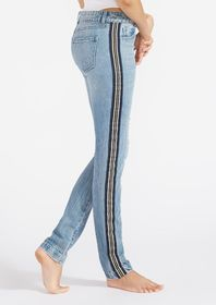 Tall Kaylee Athletic Stripe GF Jeans
