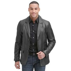 Wilsons Leather 2-Button Smooth Lamb Blazer