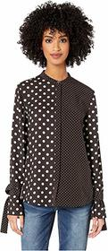 Paul Smith Polka Dot Mixed Top