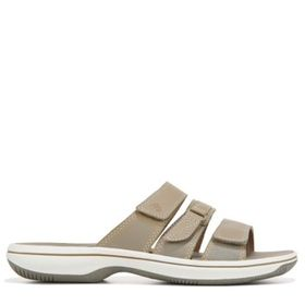 Clarks Women's Brinkley Coast Cloudsteppers Slide