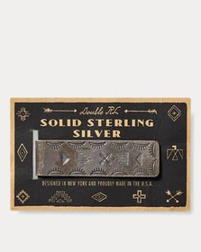 Ralph Lauren Sterling Silver Money Clip