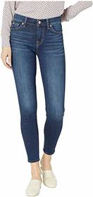 7 For All Mankind B(Air) Ankle Skinny Jeans in Fat