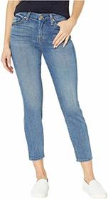 7 For All Mankind Kimmie Crop in Primm Valley