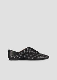 Armani Lace-ups in nappa leather with decorative s