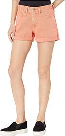 Lucky Brand Boyfriend Shorts in Vintage Persimmon
