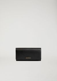 Armani Wallet with eco leather flap