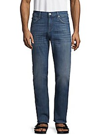 7 For All Mankind Amalfi Tapered Straight Jeans FL