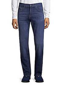 7 For All Mankind The Straight Jeans DIMENSIONAL C