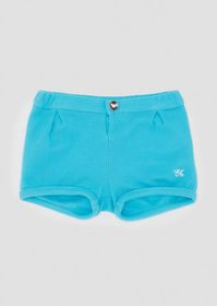 Armani Shorts in soft honeycomb cotton