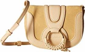 See by Chloe Hana Small Leather Crossbody Bag