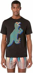 Paul Smith Regular Fit Big Dino T-Shirt
