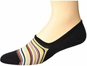 Paul Smith Multistripe No Show Sock