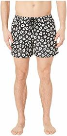 Paul Smith Leopard Swim Shorts