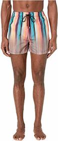 Paul Smith Artist/Multistripe Mix Classic Swim Sho