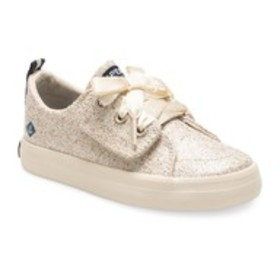Big Kid's Sperry Top-Sider Crest Vibe Jr. Canvas S