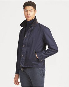 Ralph Lauren Coated Twill Jacket