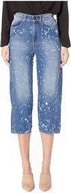 Versace Jeans Couture Distressed Boyfriend Jeans i