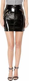 Versace Jeans Couture Patent Skirt