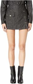Versace Jeans Couture Cargo Skirt