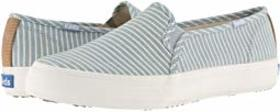Keds Double Decker Ticking Stripe