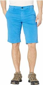 BOSS Hugo Boss Regular Fit Satin Stretch Shorts