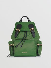 Burberry The Medium Rucksack in Technical Nylon an