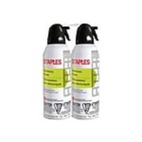 Staples Electronics Duster, 10oz., 2 pack(SPL10ENF