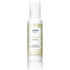 H2O+ Beauty Sea Salt Scented Body Gloss 4 Oz
