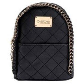 BEBE Bebe Julia Chain Accent Mini Backpack