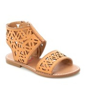 Toddler Girls Cut-out Sandals