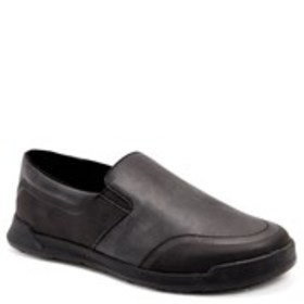 Mens Double Gore Slip-On Work Shoes