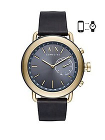 Armani Exchange Luca Aix Hybrid Stainless Steel an