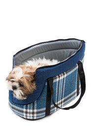 Duck River Textile Denim Hadley Pet Carrier