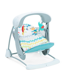 FISHER PRICE Take Along Seat & Swing