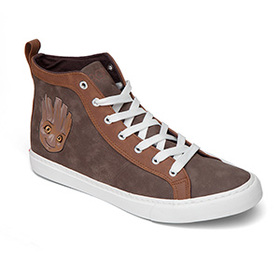 Guardians of the Galaxy Baby Groot High Top Sneake