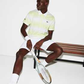 Lacoste Men's SPORT Tech Piqué Tennis Polo