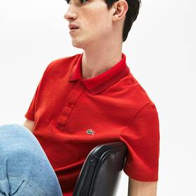 Lacoste Men's Regular Fit Piqué Polo Shirt
