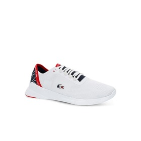 Lacoste Men's LT Fit Sneakers with Tricolor Croc