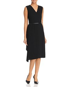 Max Mara - Robin Sleeveless Belted Dress