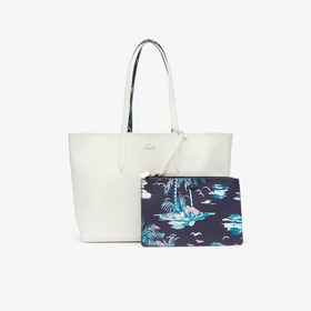 Lacoste Women's Anna Reversible Tote Bag