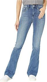 Sam Edelman Stiletto High-Rise Bootcut Jeans in Ja