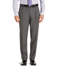 Jos Bank Traveler Collection Traditional Fit Pleat
