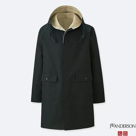 MEN REVERSIBLE HOODED COAT (JW Anderson)