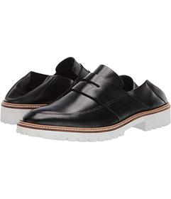 ECCO Black/Black Cow Leather/Cow Leather